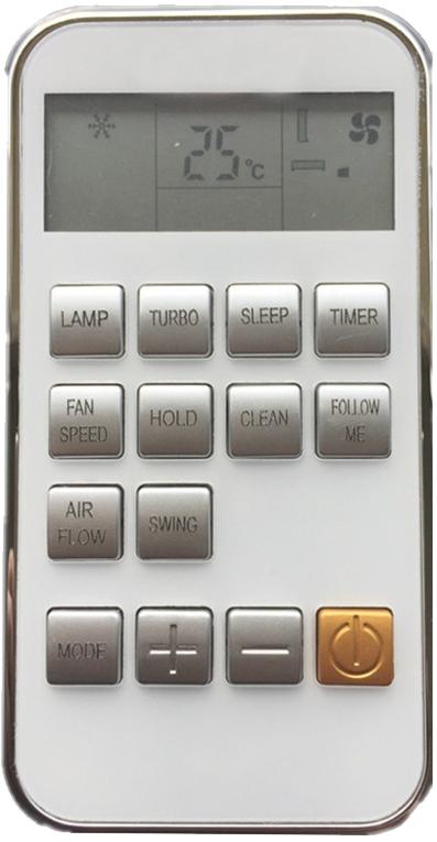 Пульт Zanussi ZH/TT-04 ESC-RC-090