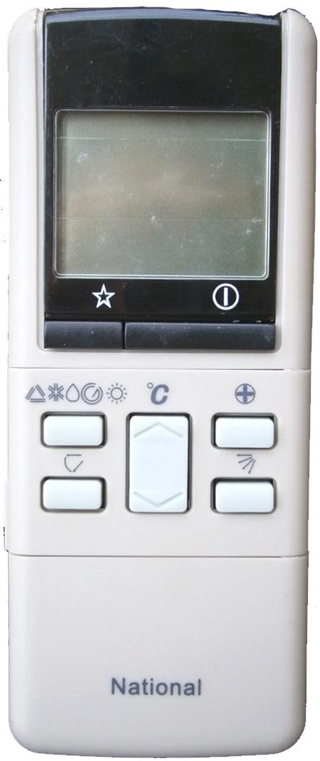 Пульт Panasonic A75C264 ESC-RC-109