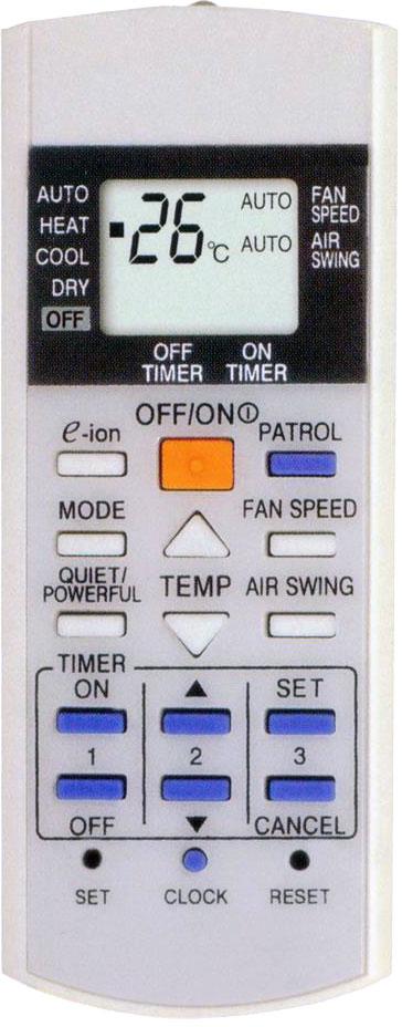 Пульт Panasonic CWA75C3058 (ESC-RC-193)