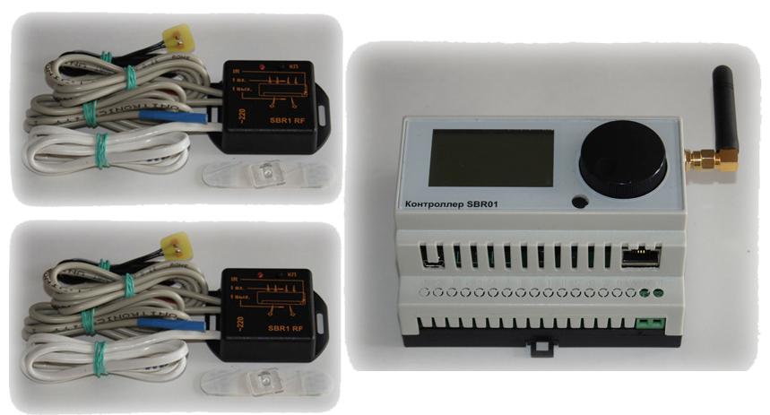 Блок ротации кондиционеров SBR01