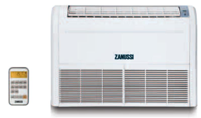 Напольно-потолочные сплит-системы Zanussi